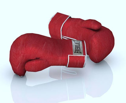 Picture of Boxing Glove Models Poser Format